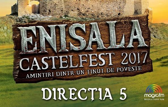 22-23 iulie: Enisala Castelfest