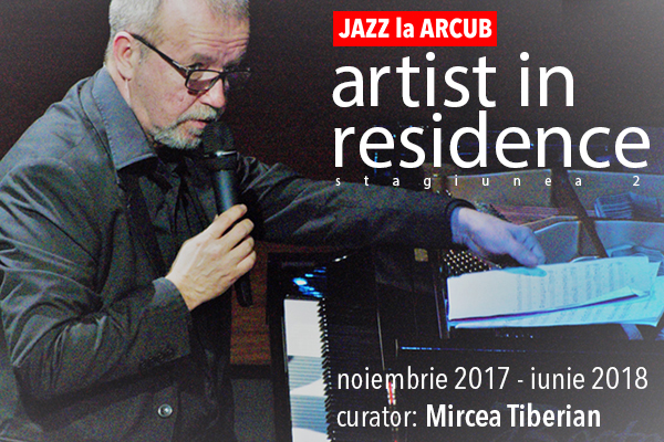 A doua sesiune Artist in Residence incepe in 5 octombrie