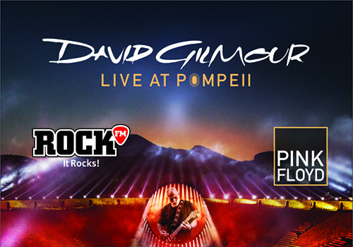 Concert David Gilmour – Live At Pompeii