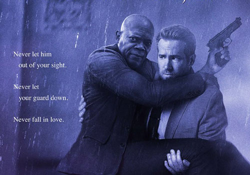 Hitman's Bodyguard: it's a standoff, no doubt about it