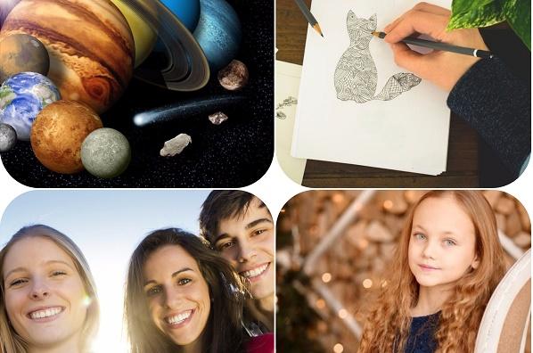 Ateliere si cursuri pentru copii la Scoala de Arte si Maniere