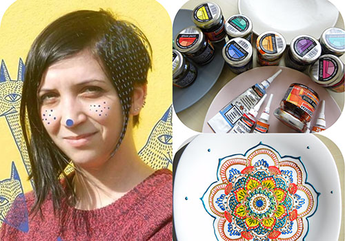 Atelier de obiecte decorative