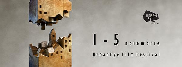 UrbanEye Film Festival ia startul pe 1 noiembrie