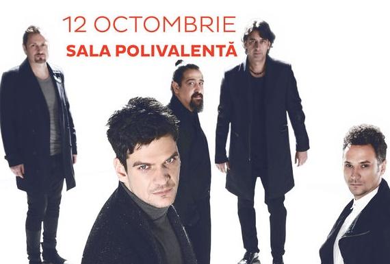 Vama lanseaza noul album la Sala Polivalenta