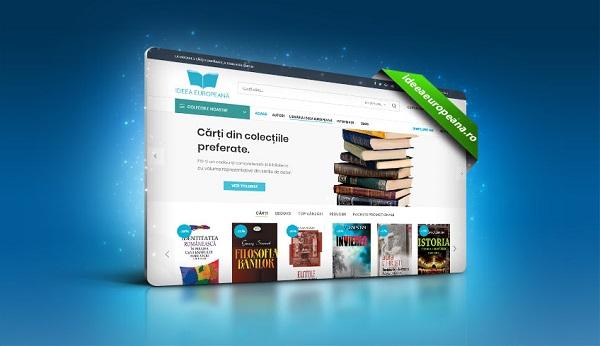Ideea Europeana sarbatoreste noul site cu vouchere