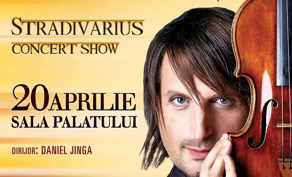 """Edvin Marton revine in Romania cu """"Stradivarius Concert Show"""""""