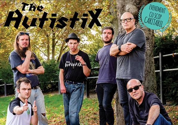Concert-manifest: trupa AutistiX