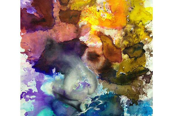 "Expozitie de pictura Andrada Veclenit: ""WO | MAN"""