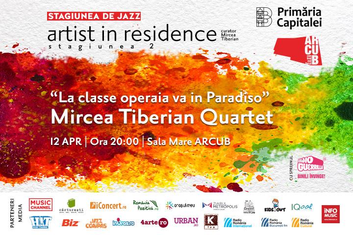 "Concert la Arcub: ""La classe operaia va in paradiso"""