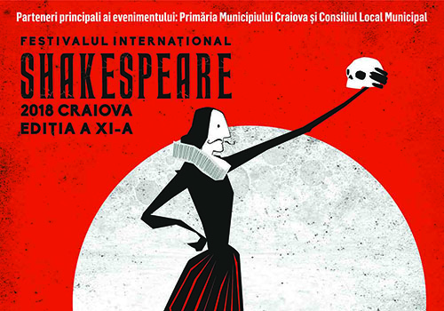23 aprilie – 6 mai: Festivalului International Shakespeare la Craiova