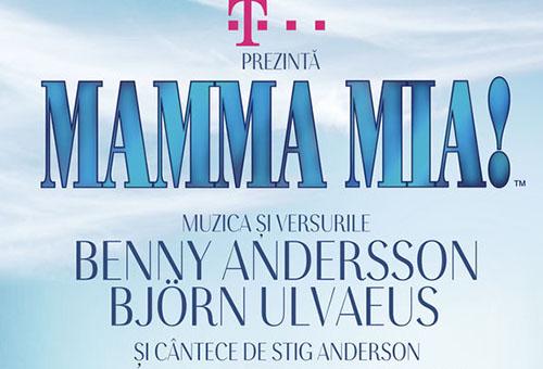 """Musicalul """"Mamma Mia!"""" ajunge la Sala Palatului pe 24 mai"""