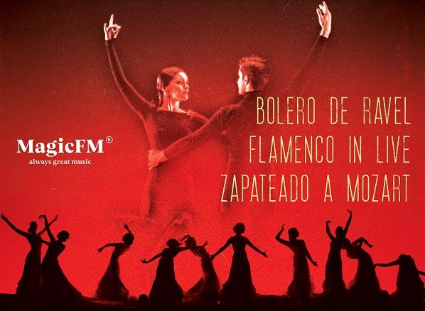 O seara de flamenco si dans clasic: Ballet Flamenco Español