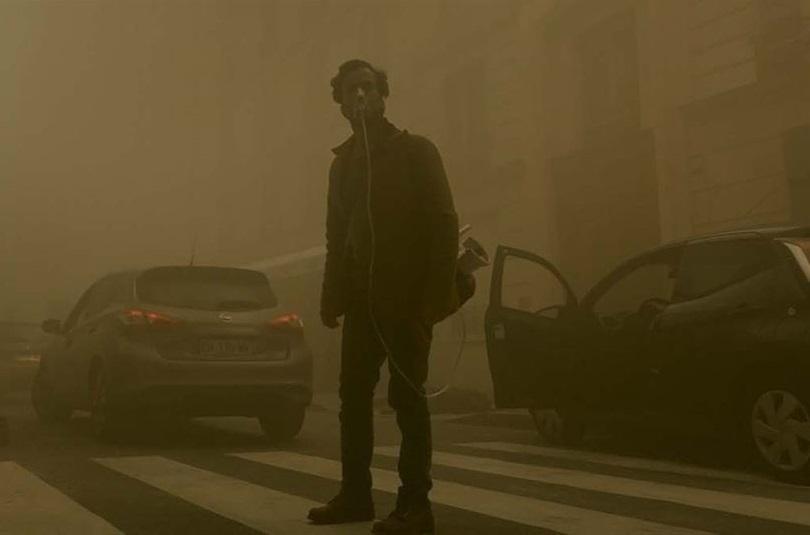 """""""Dans la brume"""", sa intram de bunavoie in ceata!"""