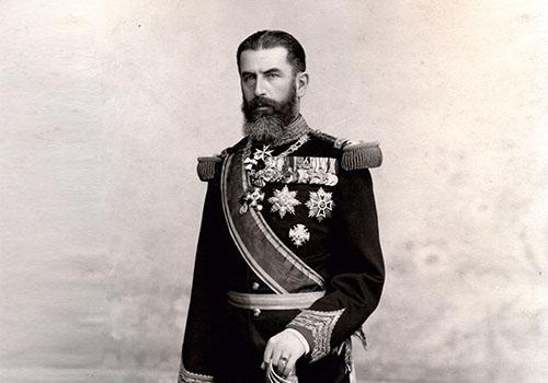 "Ion Bulei: ""Un Hohenzollern in Romania: Carol I"""