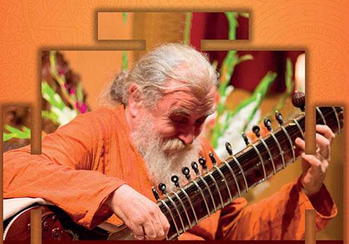 Lansare de carte si concert de sitar Mark Dyczkowski