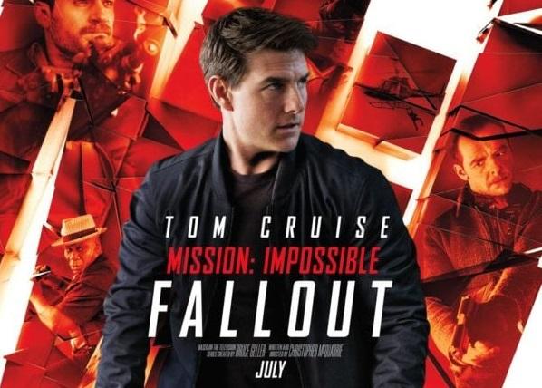 """Trailer """"Misiune: Imposibilă. Declinul"""""""