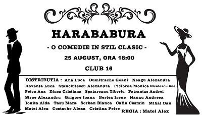 "Trupa Chaplin pregătește ""Harababura"""