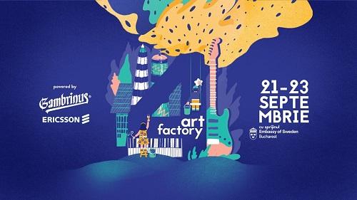 34 de artiști te așteaptă la Art Factory