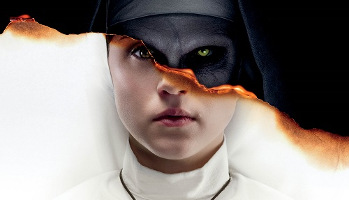 """""""The Nun"""": – Holy Shit! – The holiest…"""