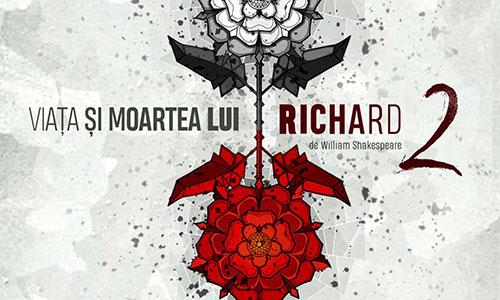 """Teatrul Mic începe stagiunea cu """"Viața și moartea lui Richard 2″"""