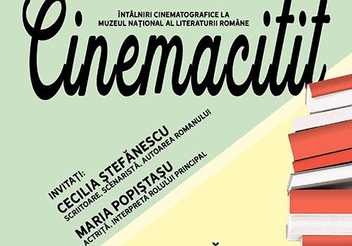 Seria de întâlniri CINEMACITIT începe în 18 octombrie