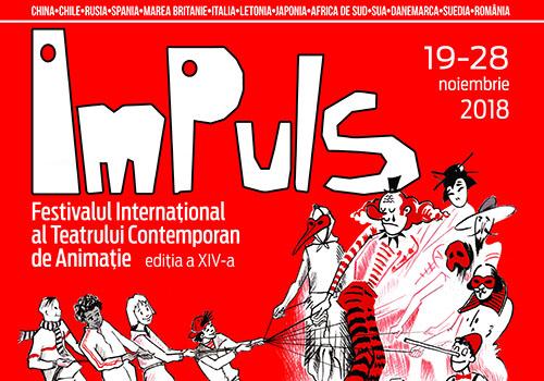 """19-28 noiembrie: Festivalul Internațional al Teatrului Contemporan de Animație """"ImPuls"""""""