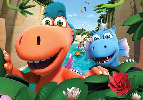 """""""Coconut, micul dragon – Aventuri în junglă!"""" intră în cinematografe pe 22 februarie"""