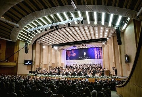 Biletele pentru festivalul Enescu se pun în vânzare pe 6 martie