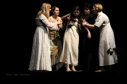 """Teatru la Arcub: """"Urma pașilor Tăi"""""""