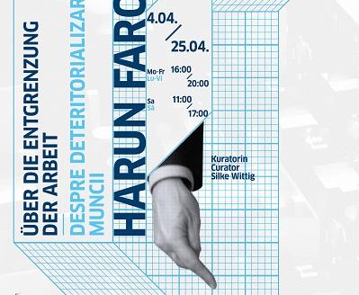 Expoziție și proiecții de film dedicate artistului Harun Farocki