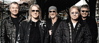 Deep Purple concertează la Cluj în decembrie