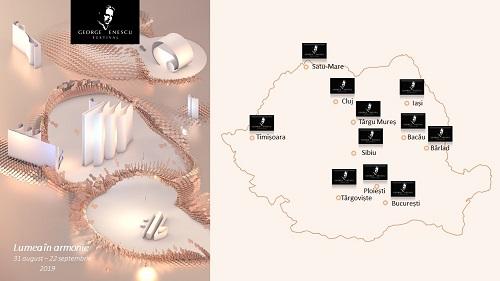 Ediția 2019 a Festivalului Enescu este cea mai extinsă de până acum