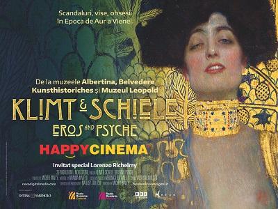 """Documentar de artă: """"Klimt & Schiele – Eros și Psyche"""""""