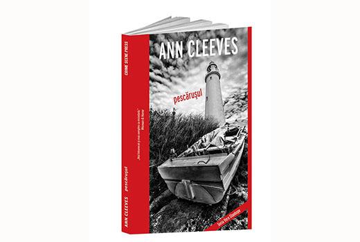"Ann Cleeves: ""Pescărușul"""