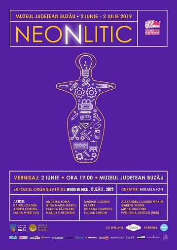 Expoziția NeoNlitic ajunge la Buzău