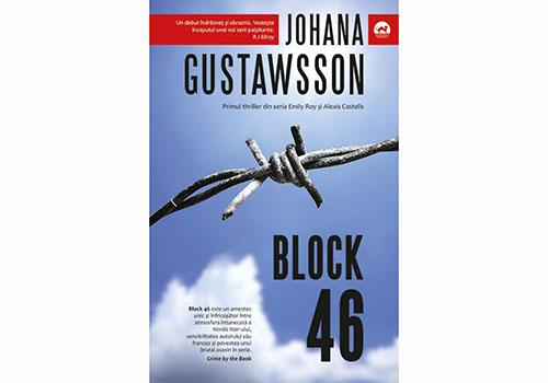 "Johana Gustawsson: ""Block 46"""