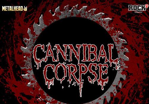 Cannibal Corpse cântă în Quantic pe 13 iunie