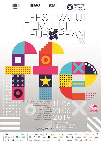 11-30 iunie: Festivalul Filmului European