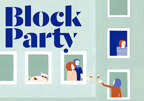 28-29 septembrie: Block Party în District 40