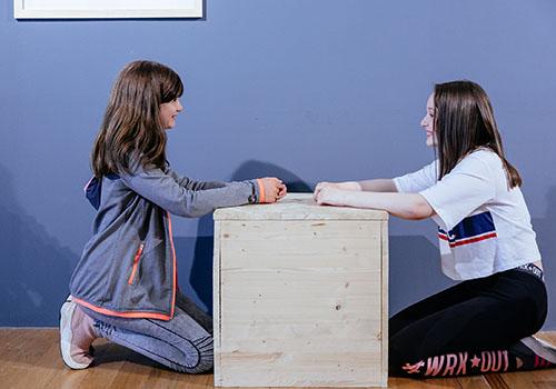 NESPUS – spectacol participativ de educație sentimentală pentru copii