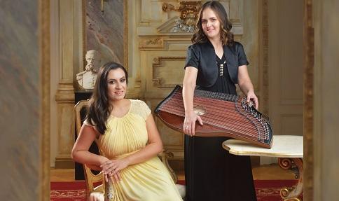 """""""Stelele-n cer"""", cântece de leagăn cu soprana Rodica Vică și țiterista Barbara Laister-Ebner"""