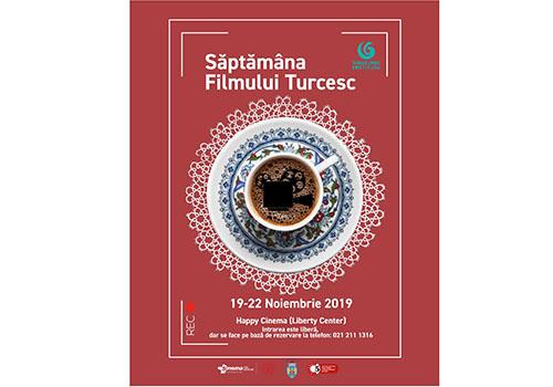 19-22 noiembrie: Săptămâna Filmului Turcesc