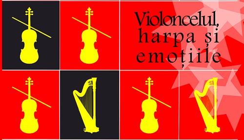 """""""Violoncelul, harpa şi emoţiile"""", concert de Crăciun la catedrala Sf. Iosif"""