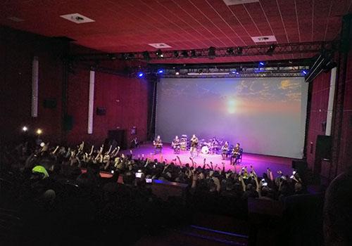 Concerte în București: Trooper unplugged la Cinema Pro