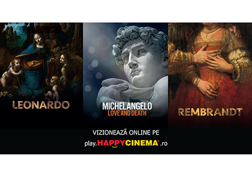 Happy Cinema și-a mutat premierele online