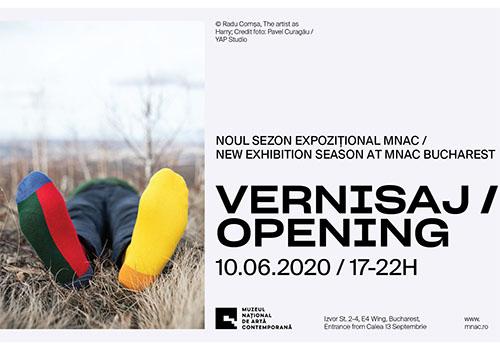 Vernisaj noul sezon expozițional MNAC: Arta ca liant social