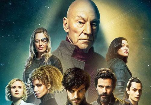 """Star Trek: Picard"", melanj de clasic și modern"