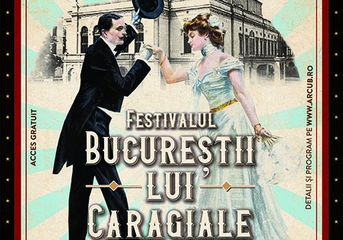 """Teatru în aer liber: """"Bucureștii lui Caragiale"""""""