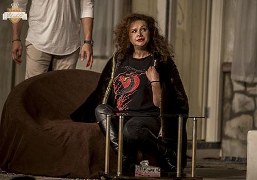 """Maria Buză: """"Știu doar că vreau să fiu pe scenă"""""""