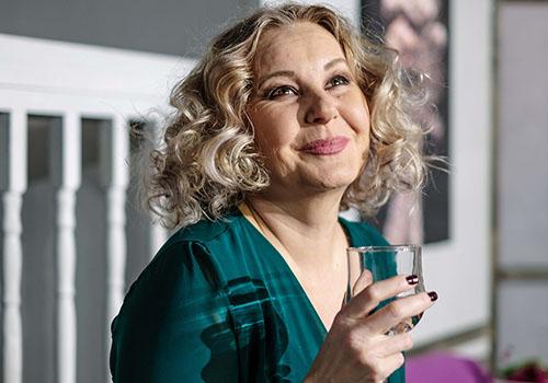 """Tania Popa: """"Munca de regizor e mult mai grea decât cea de actor"""""""
